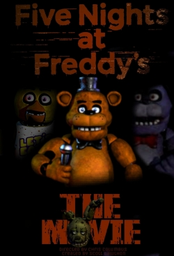 hd-Five Nights at Freddy's