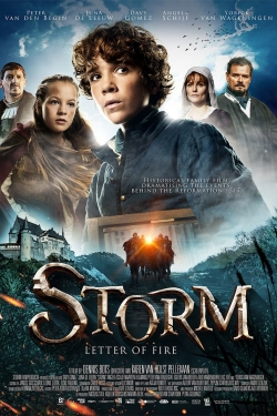 hd-Storm - Letter of Fire