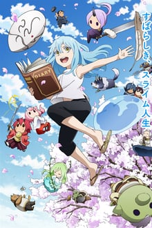 hd-The Slime Diaries: That Time I Got Reincarnated as a Slime