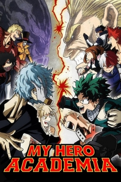 hd-My Hero Academia