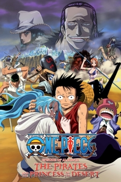 hd-One Piece: The Desert Princess and the Pirates: Adventure in Alabasta