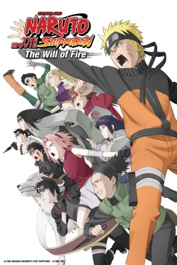 hd-Naruto Shippuden the Movie Inheritors of the Will of Fire